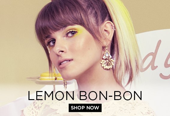 Lemon Bon Bon has a fresh-faced innocence about it