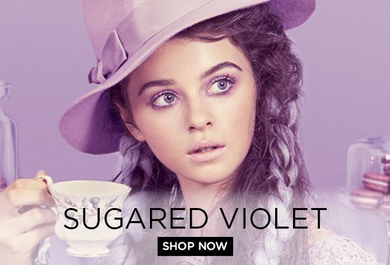Sugared Violet is a pure classic