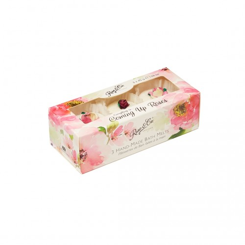 Rose  Co. Bath Fancies Gift Everything Roses (3pc)