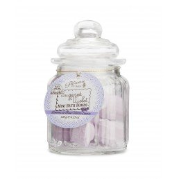 Patisserie de Bain Mini Bath Bombs Sugared Violet