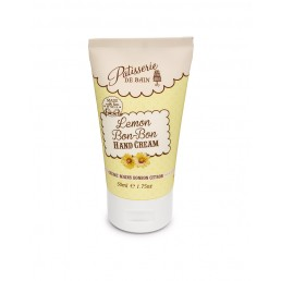 Patisserie de Bain Hand Cream Tube Lemon Bon-Bon