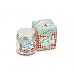 Patisserie de Bain Hand Cream Jar Sweet as Cherry Pie