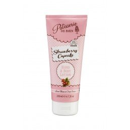 Patisserie de Bain Body Lotion Strawberry Cupcake