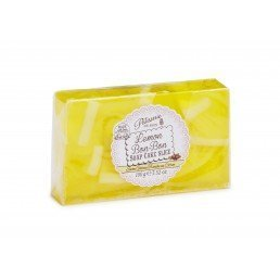 Patisserie de Bain Soap Cake Slice Lemon Bon Bon