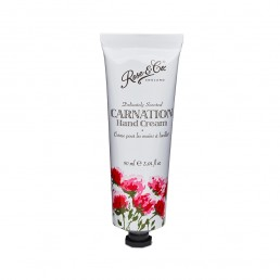 Rose  Co. Hand Cream Carnation Tube (90ml)