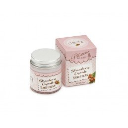 Patisserie de Bain Hand Cream Jar Strawberry Cupcake