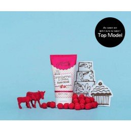 Patisserie de Bain Hand Cream Tube Cranberries & Cream (50ml)