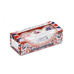 Patisserie de Bain Bath Fancies Trio Beautifully British