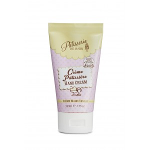 Patisserie de Bain Hand Cream Creme Patissiere Tube (50ml)