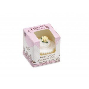 Patisserie de Bain Cupcake Soap Coconut Ice