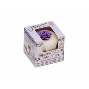 Patisserie de Bain Sugared Violet Bath Fancy Boxed (1pc)