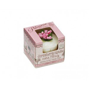 Patisserie de Bain Strawberry Cupcake Bath Fancy (1pc)