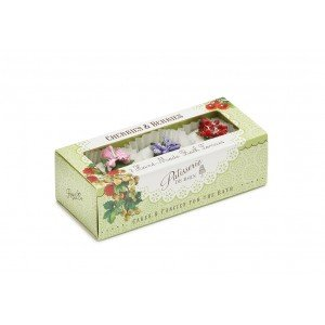 Patisserie de Bain Bath Fancies Trio Cherries & Berries (3pc)