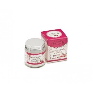 Patisserie de Bain Hand Cream Jar Cranberries & Cream (30ml)