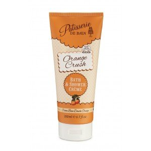 Patisserie de Bain Shower Creme Orange Crush (200ml)