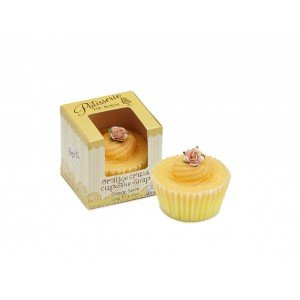 Patisserie de Bain Cupcake Soap Orange Crush (1pc)